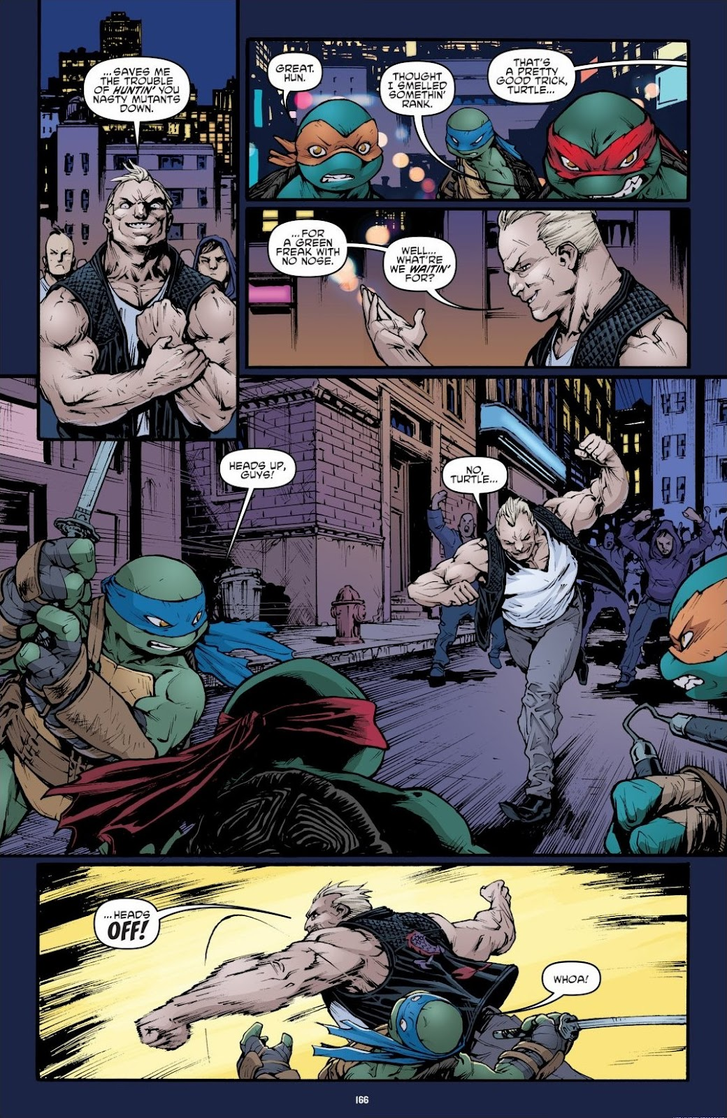 Read online Teenage Mutant Ninja Turtles: The IDW Collection comic -  Issue # TPB 6 (Part 2) - 64