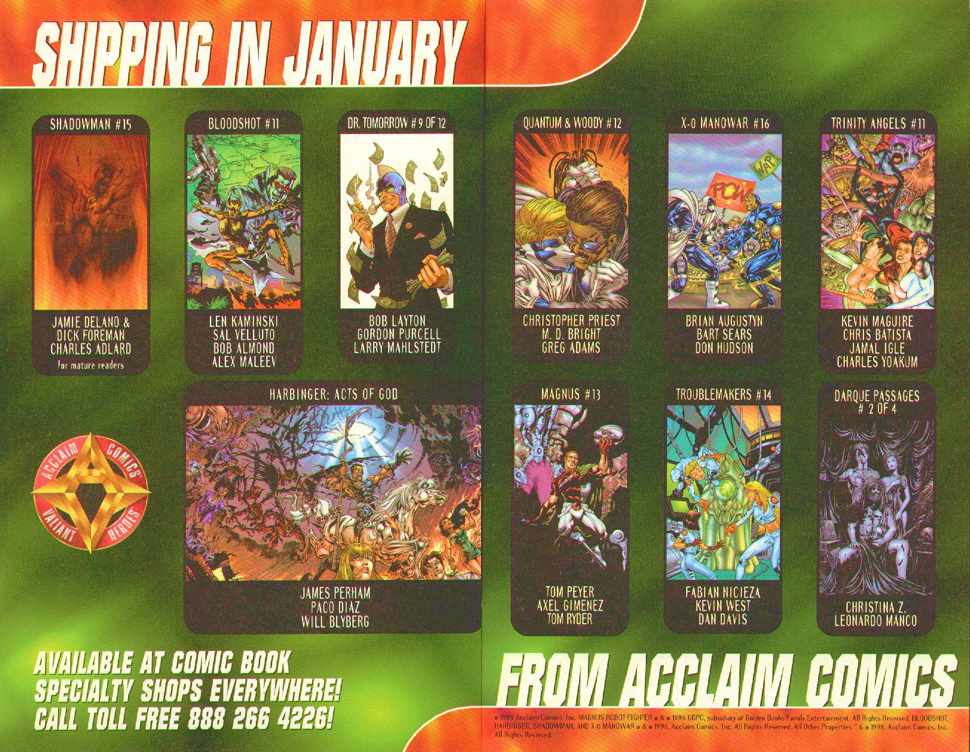 Read online Trinity Angels comic -  Issue #11 - 8