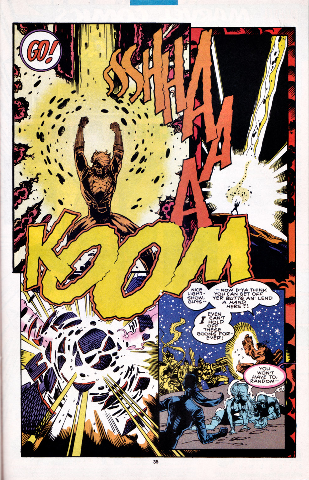 Read online X-Factor (1986) comic -  Issue #100 - 29