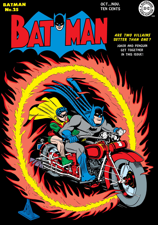 Batman (1940) 25 Page 1
