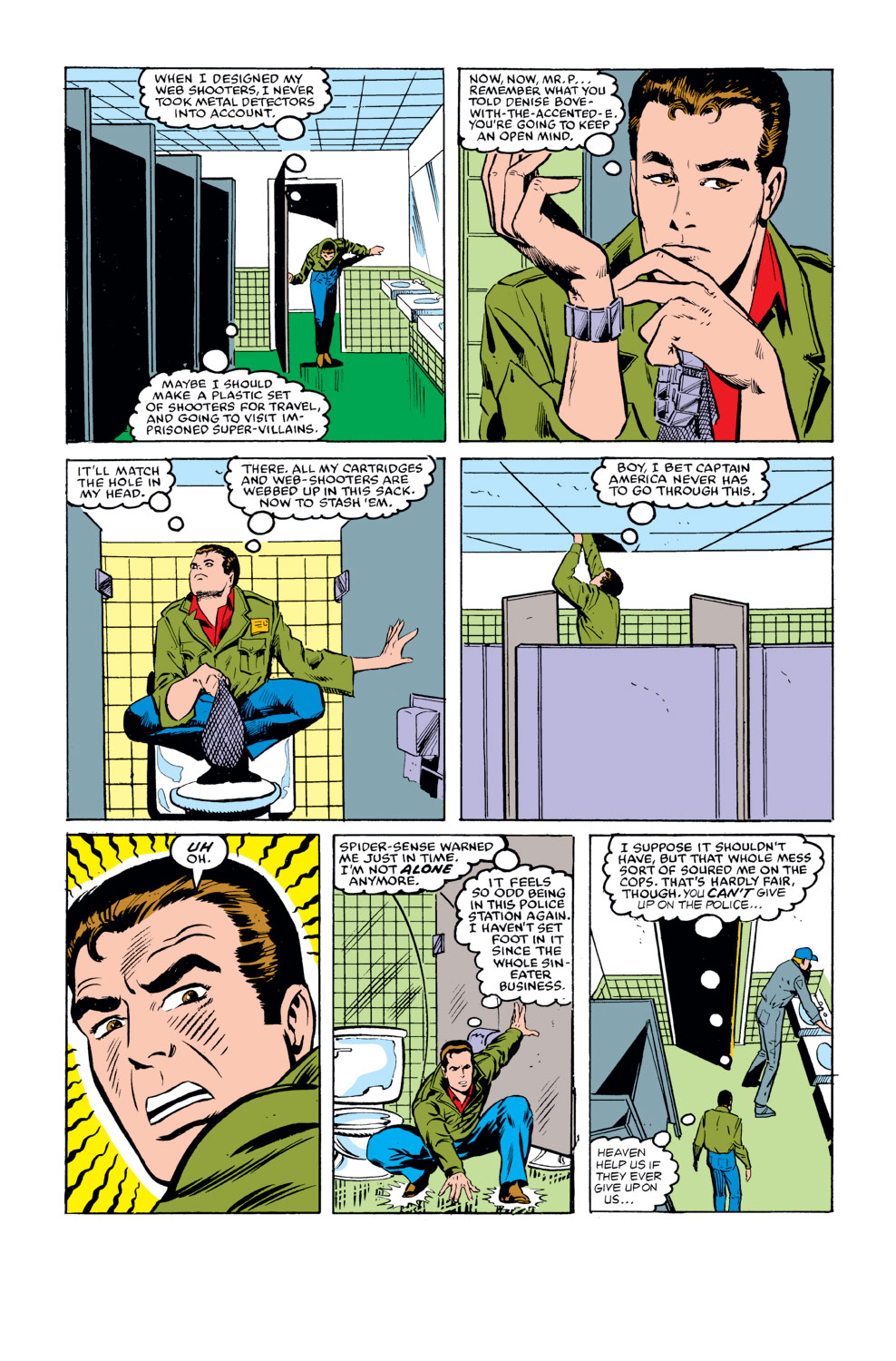 The Amazing Spider-Man (1963) 278 Page 9