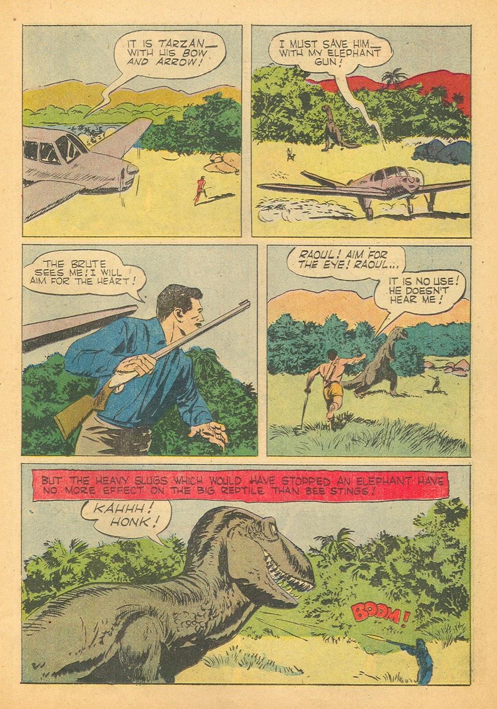 Tarzan (1948) issue 121 - Page 15