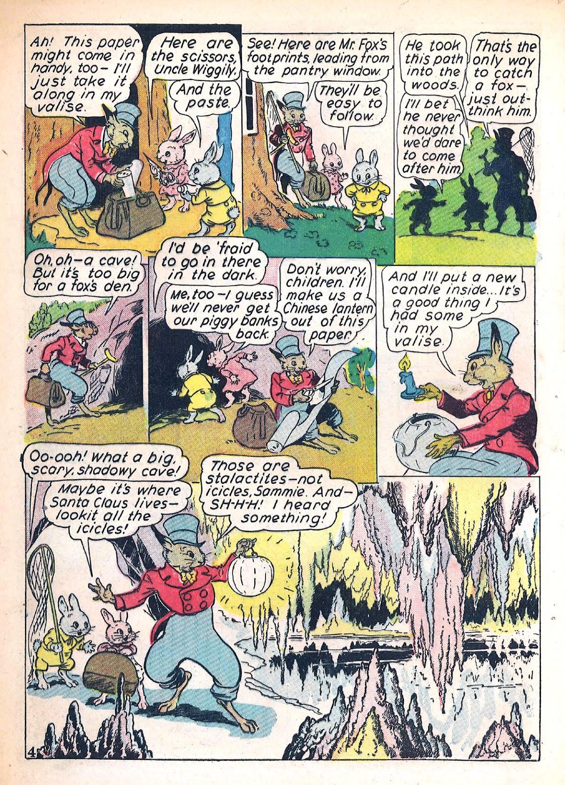 Read online Animal Comics comic -  Issue #4 - 7
