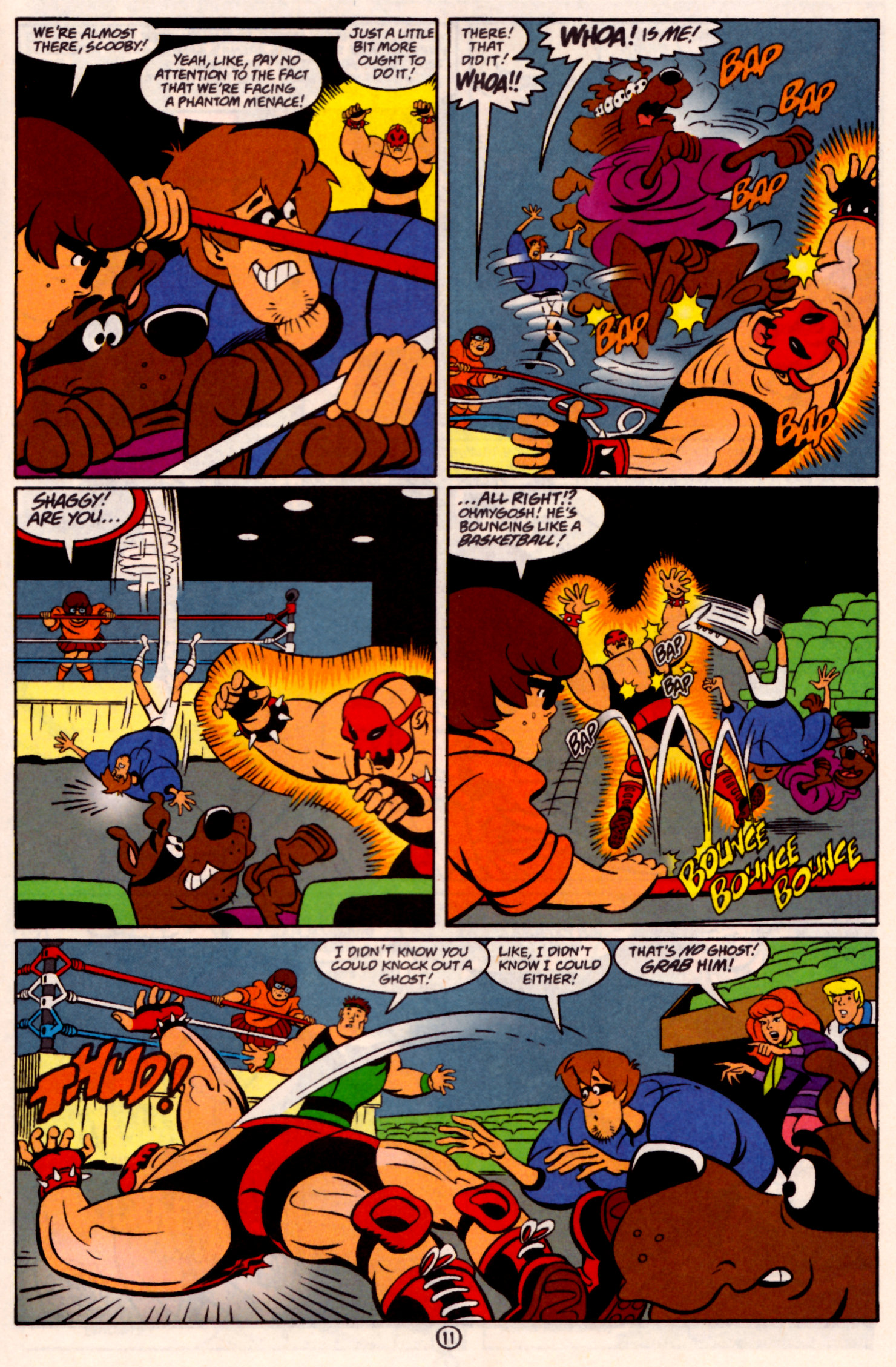 Read online Scooby-Doo (1997) comic -  Issue #31 - 12