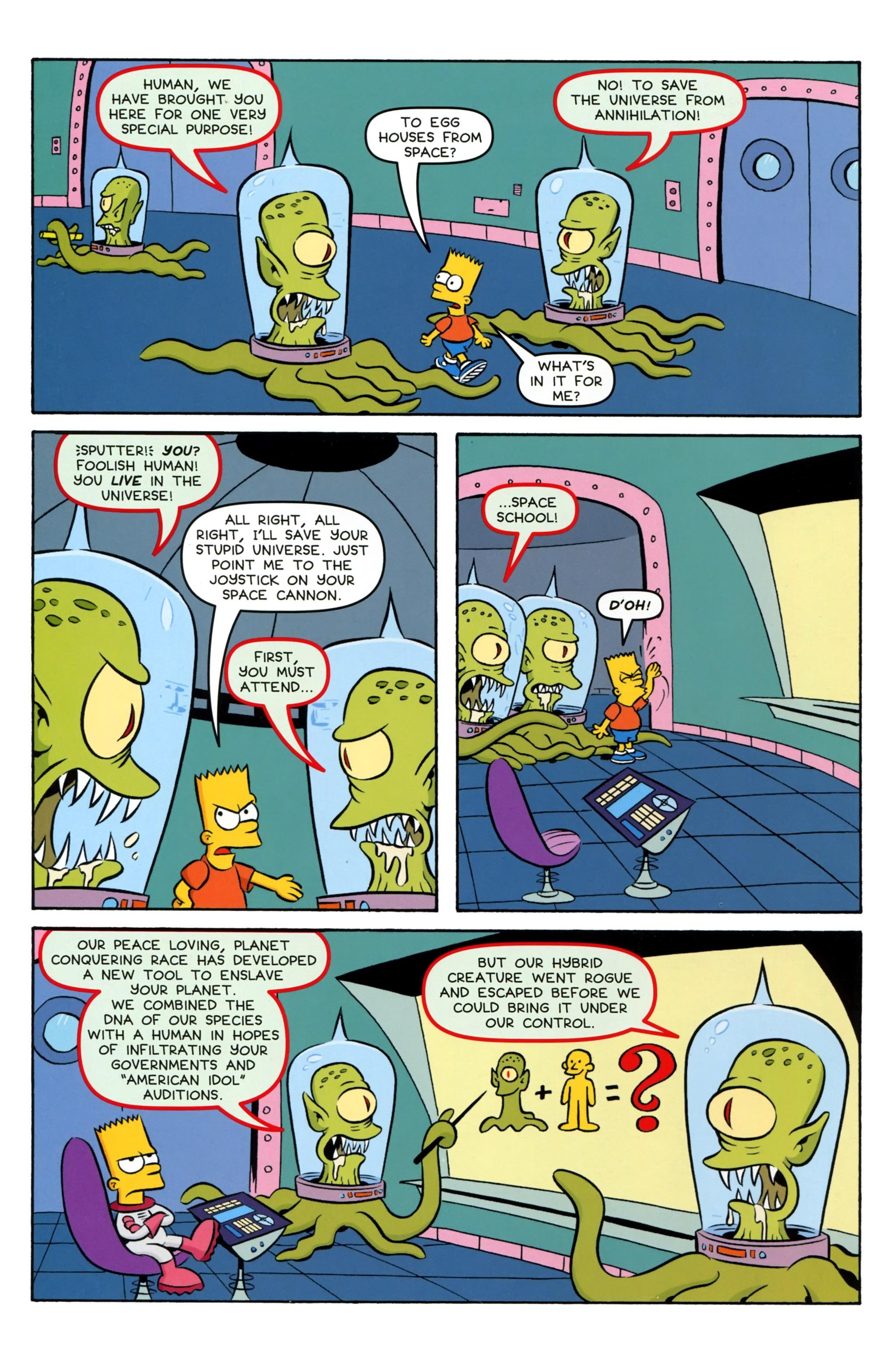 Read online Simpsons Comics Presents Bart Simpson comic -  Issue #97 - 20