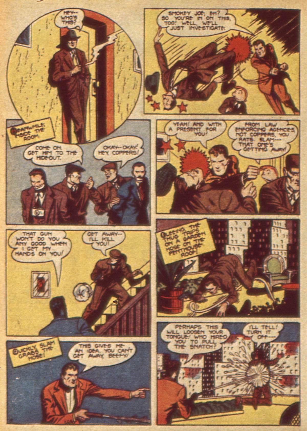 Read online Detective Comics (1937) comic -  Issue #49 - 62