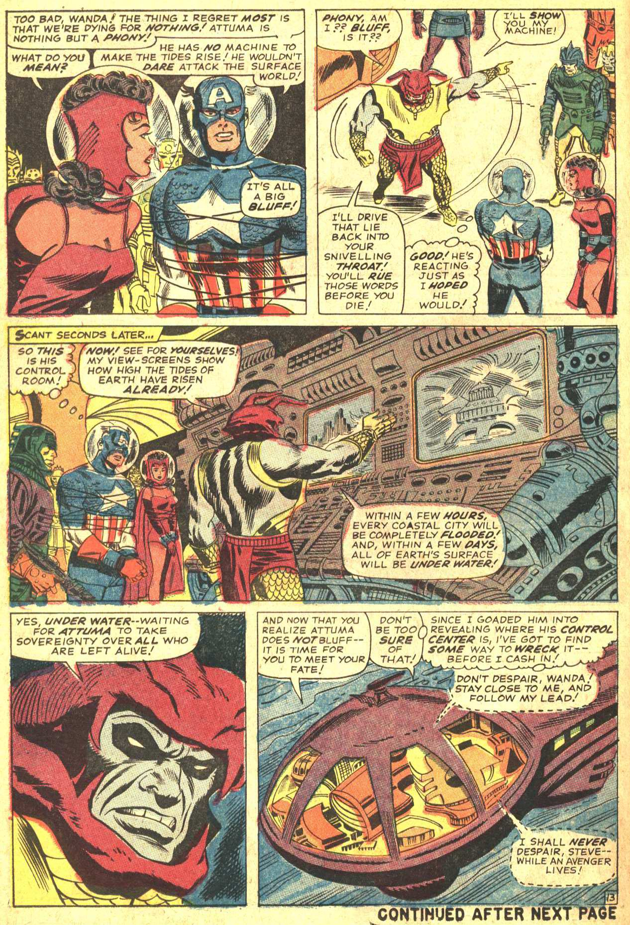 The Avengers (1963) 27 Page 14