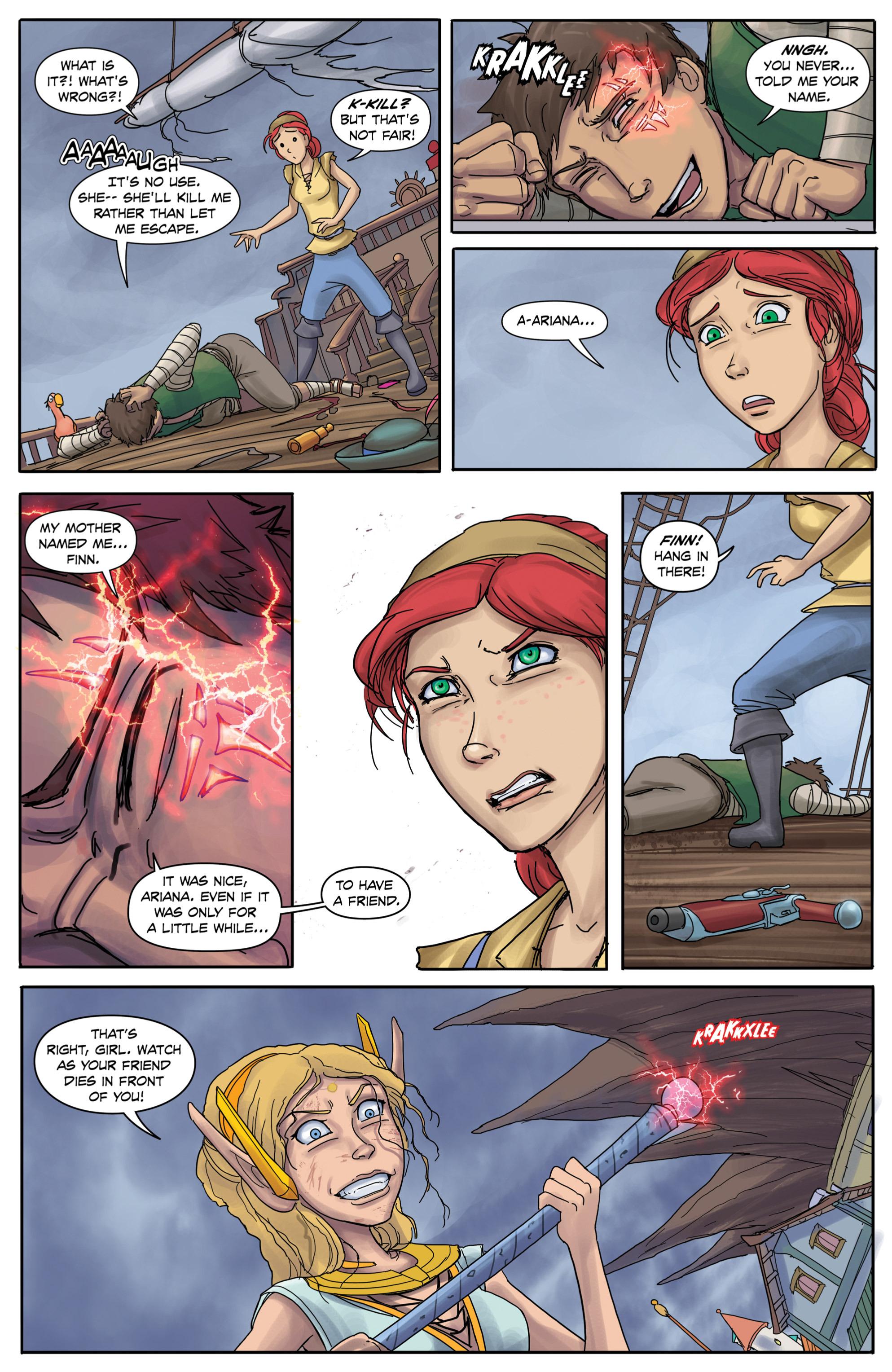 Read online Anne Bonnie comic -  Issue #2 - 24