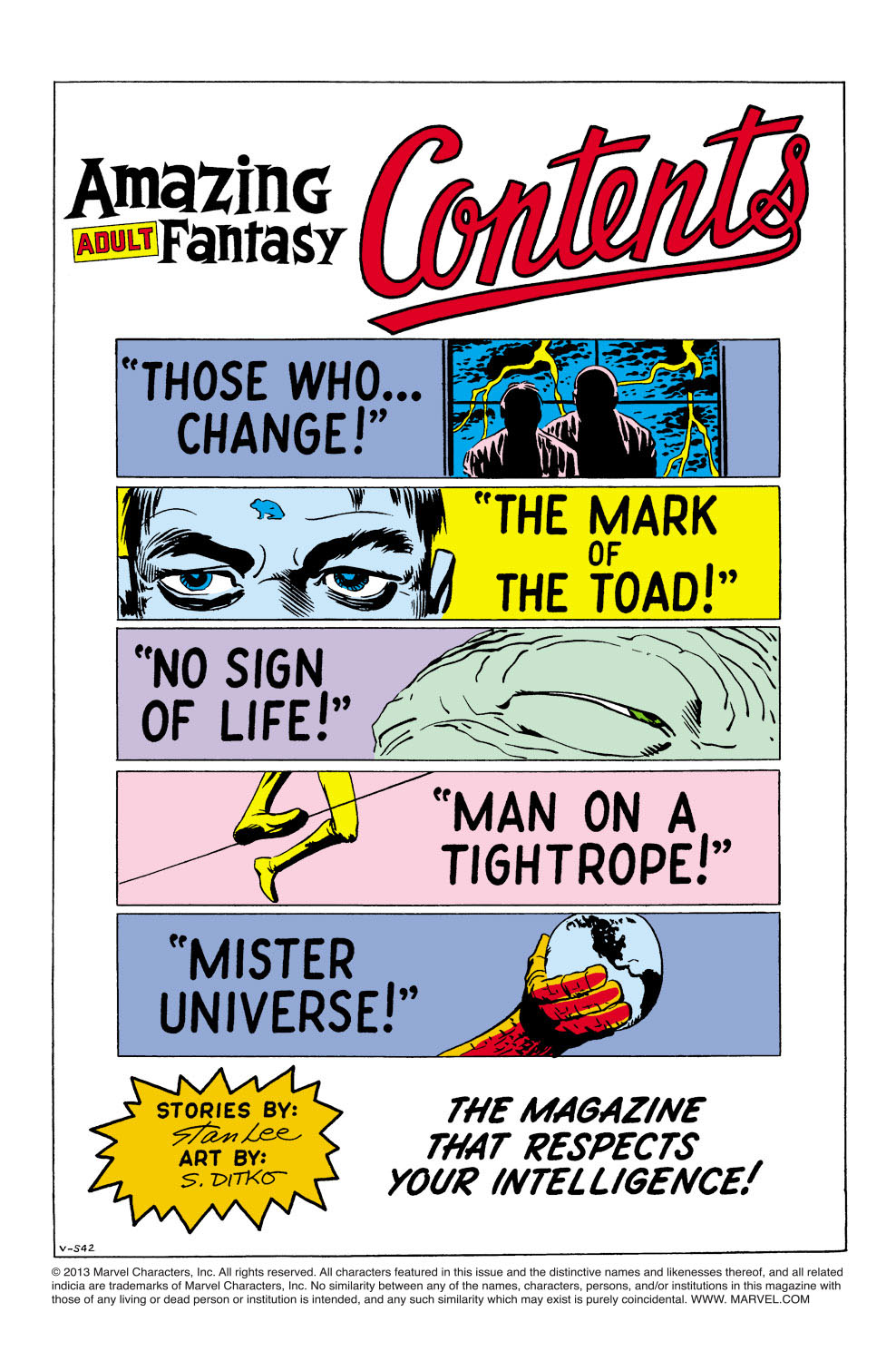 Read online Amazing Adult Fantasy comic -  Issue #10 - 2