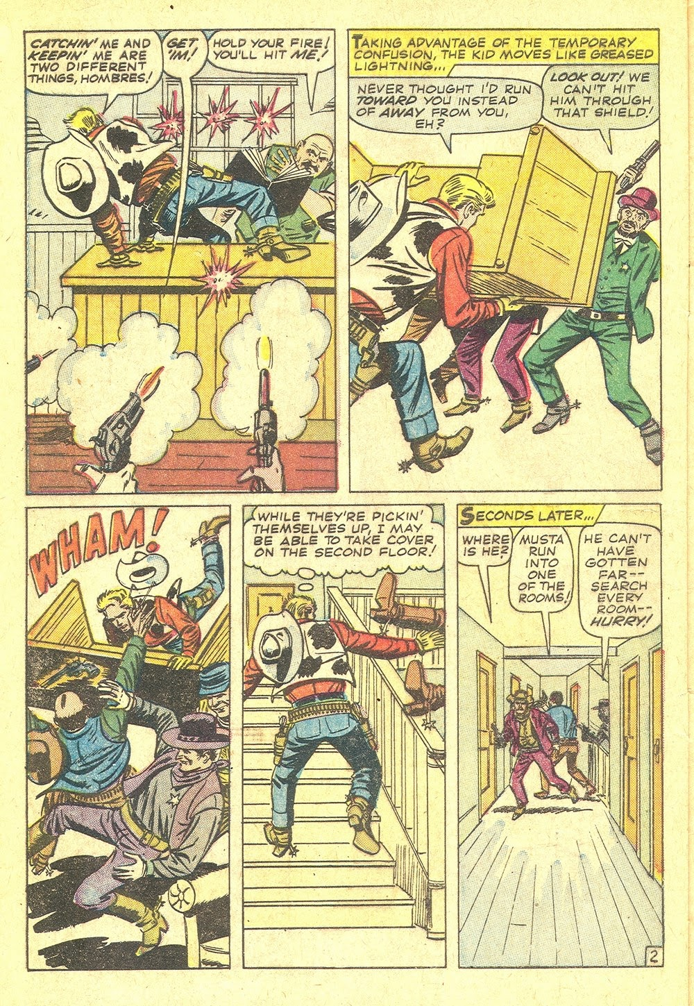 Kid Colt Outlaw issue 115 - Page 4