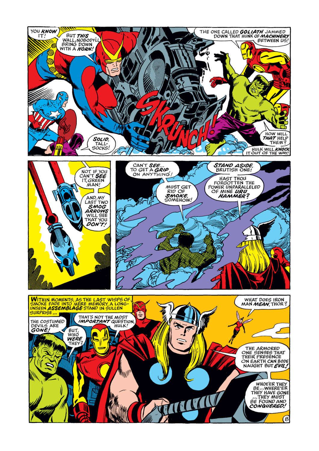 The Avengers (1963) _Annual_2 Page 8