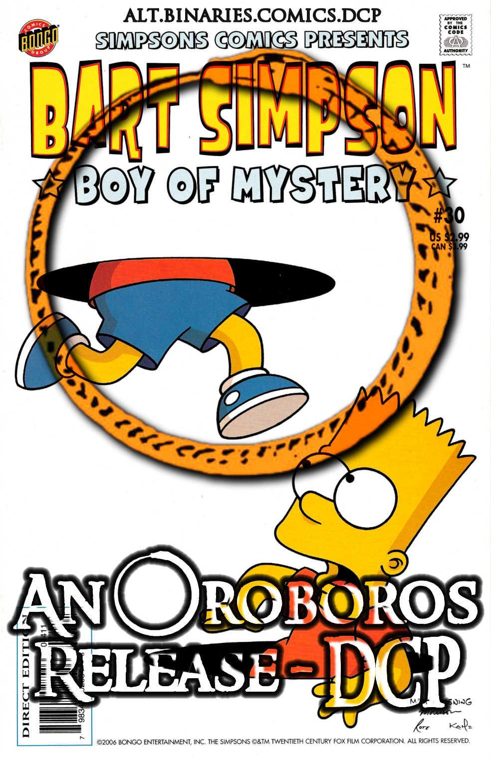 Read online Simpsons Comics Presents Bart Simpson comic -  Issue #30 - 27