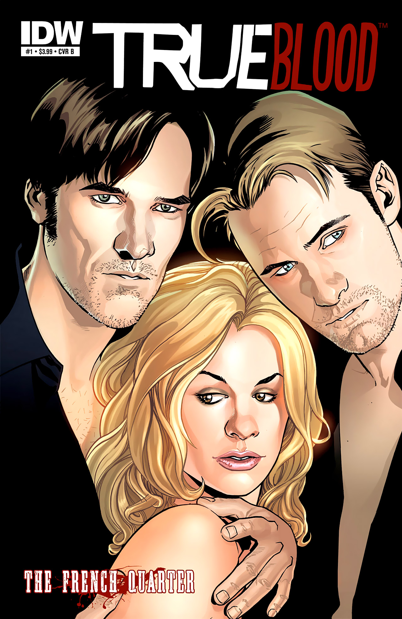 Read online True Blood: French Quarter comic -  Issue #1 - 3
