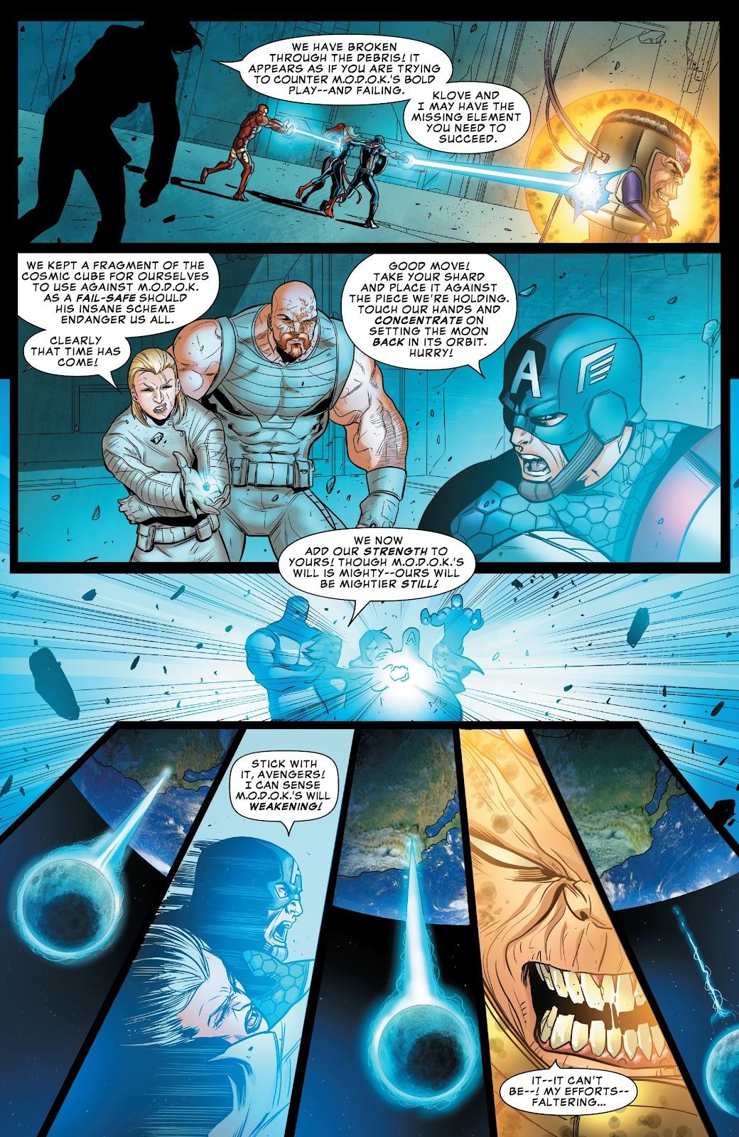Read online Avengers: Edge of Infinity comic -  Issue # Full - 20