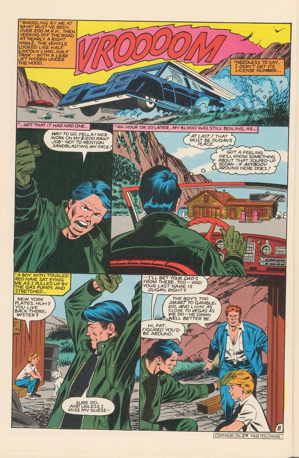 Infinity Inc. (1984) issue 11 - Page 12