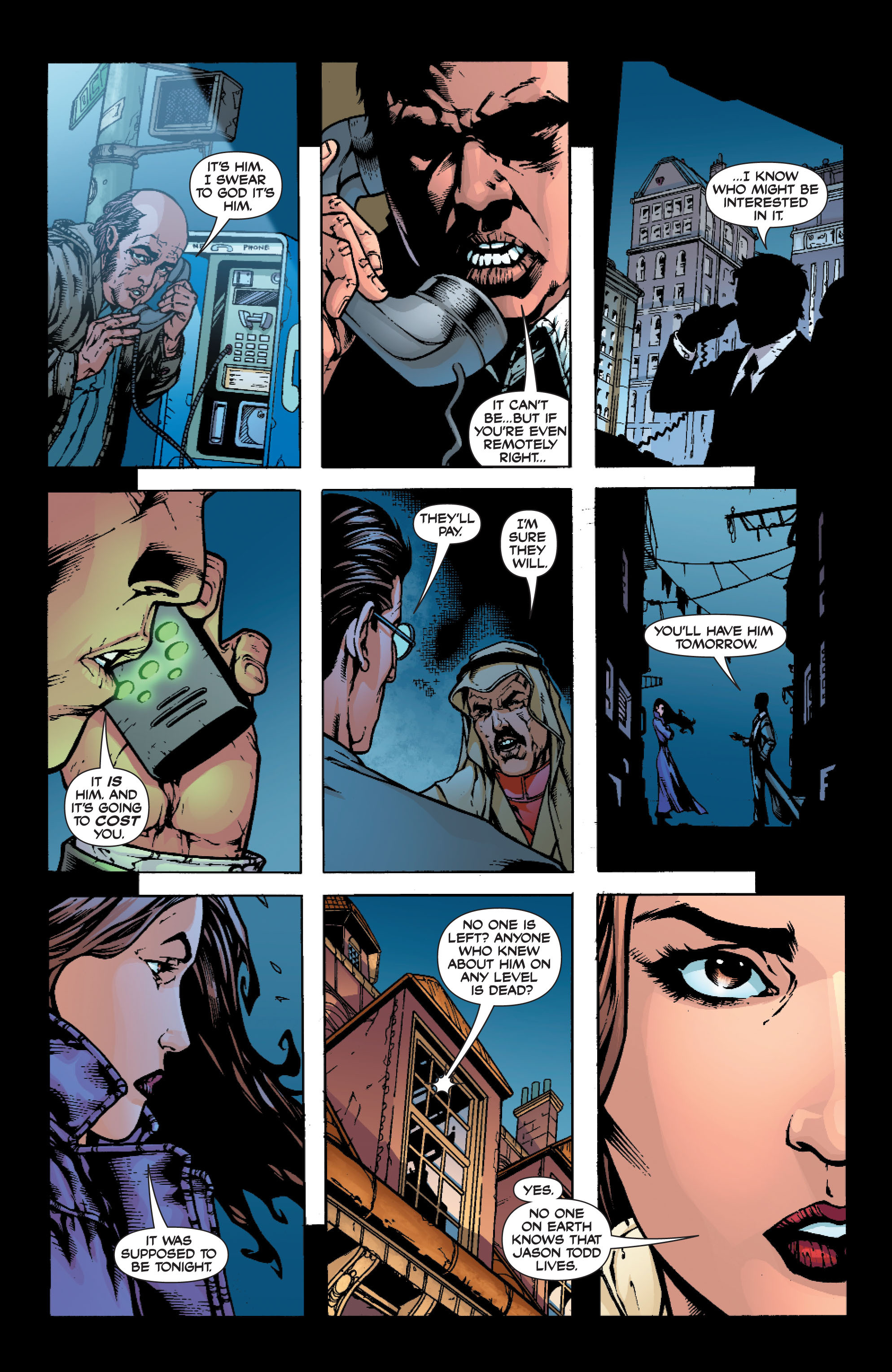 Read online Batman: Under The Red Hood comic -  Issue # Full - 341