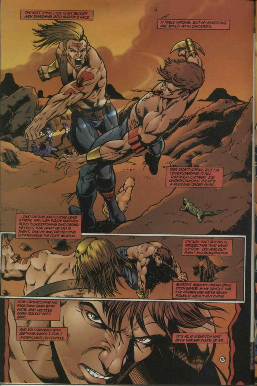 Read online Ultraverse Premiere comic -  Issue #2 - 26
