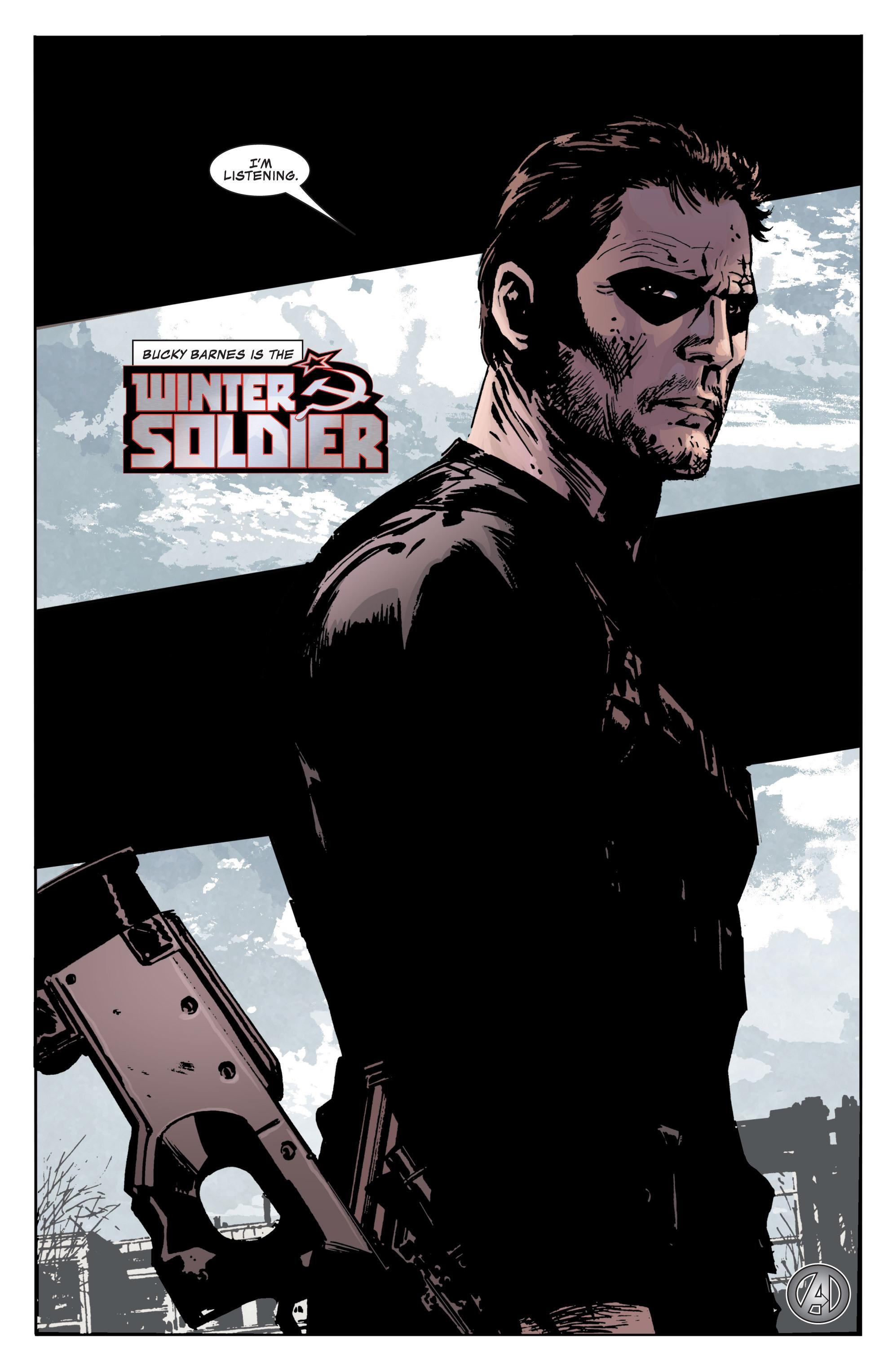 Read online Secret Avengers (2013) comic -  Issue #9 - 22
