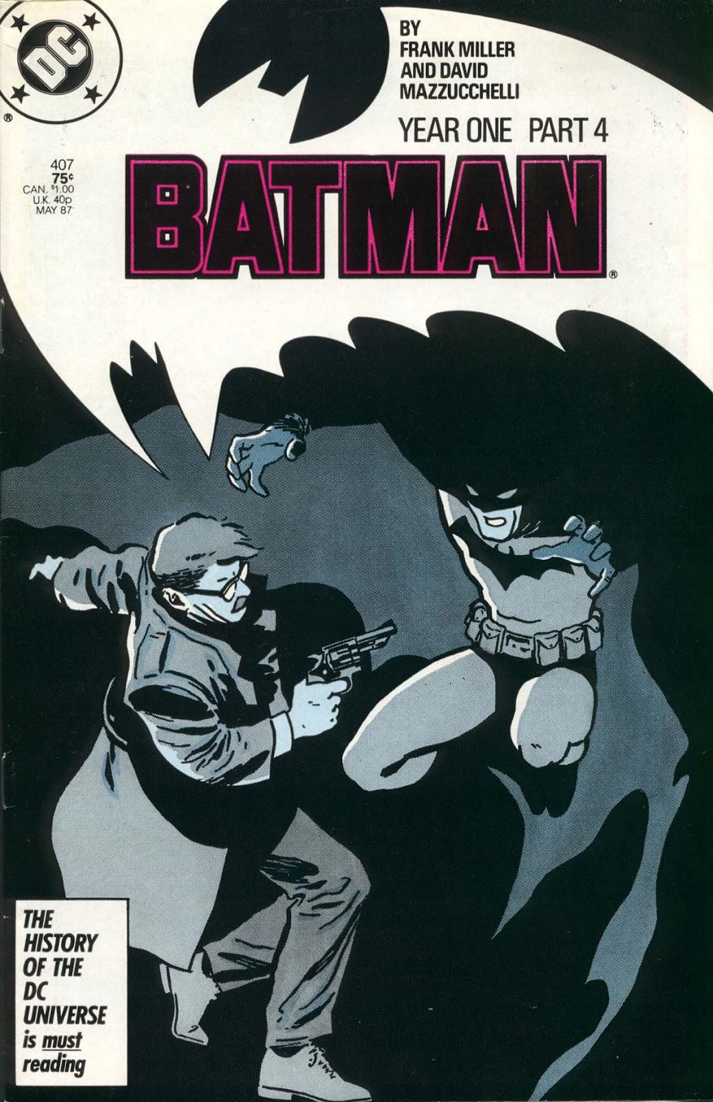 Batman: Year One 4 Page 1