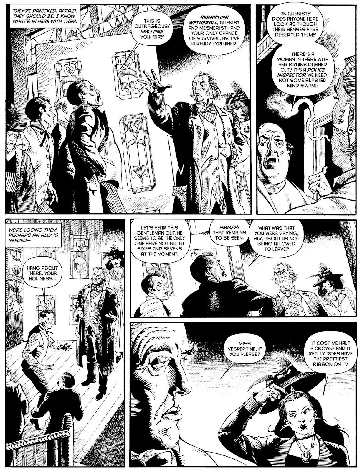 Judge Dredd Megazine (Vol. 5) issue 427 - Page 84