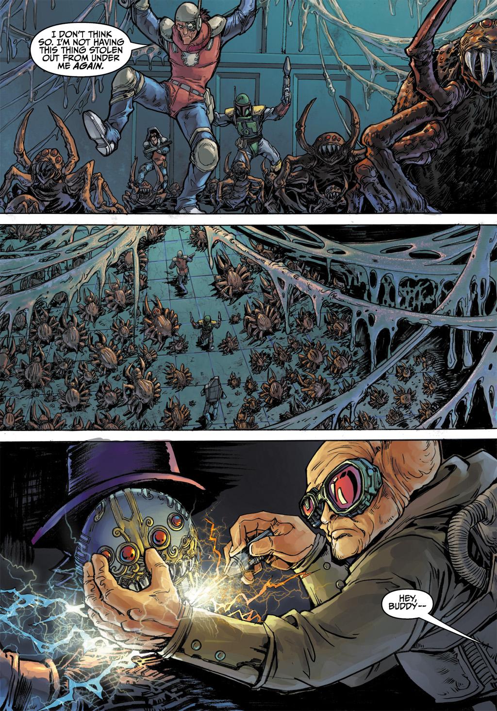 Read online Star Wars Omnibus comic -  Issue # Vol. 33 - 371