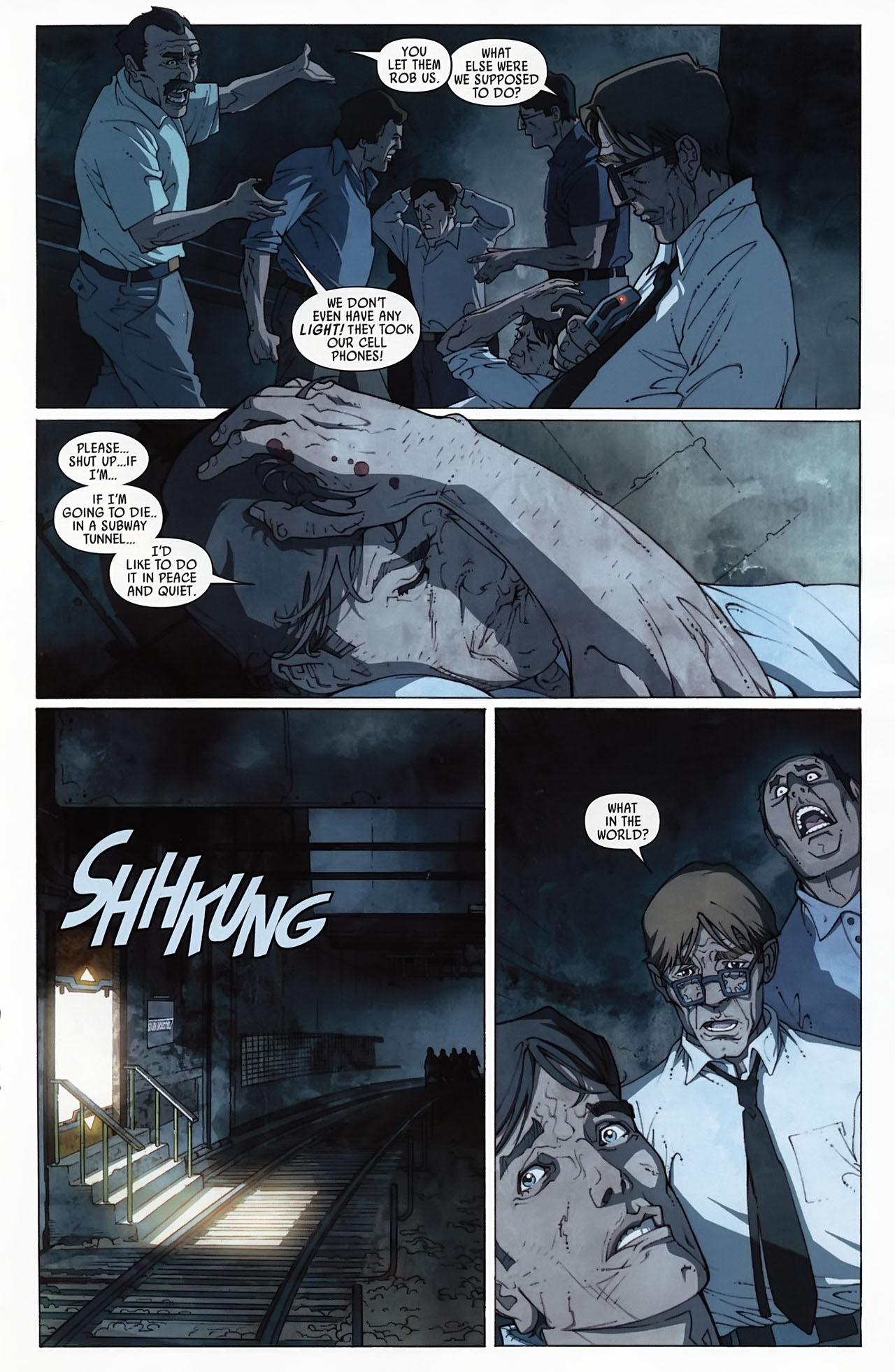 Read online Secret Invasion: Front Line comic -  Issue #4 - 13