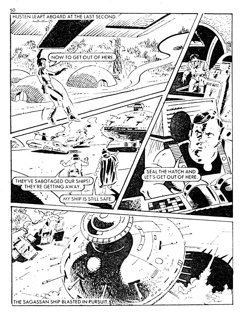 Starblazer issue 30 - Page 61