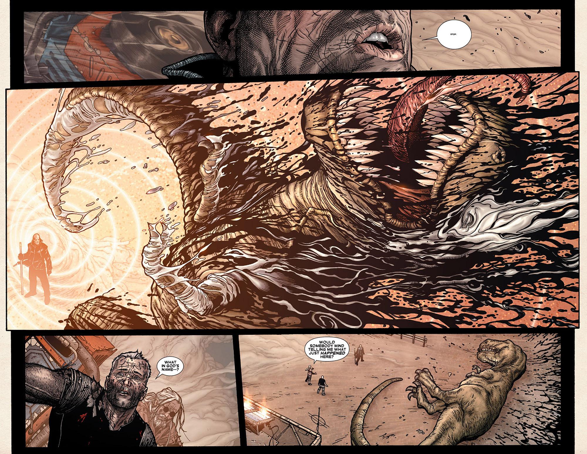 Read online Wolverine: Old Man Logan comic -  Issue # Full - 120