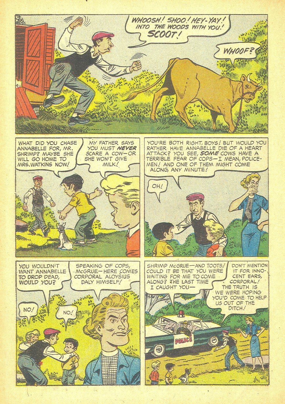 Four Color Comics issue 1276 - Page 22