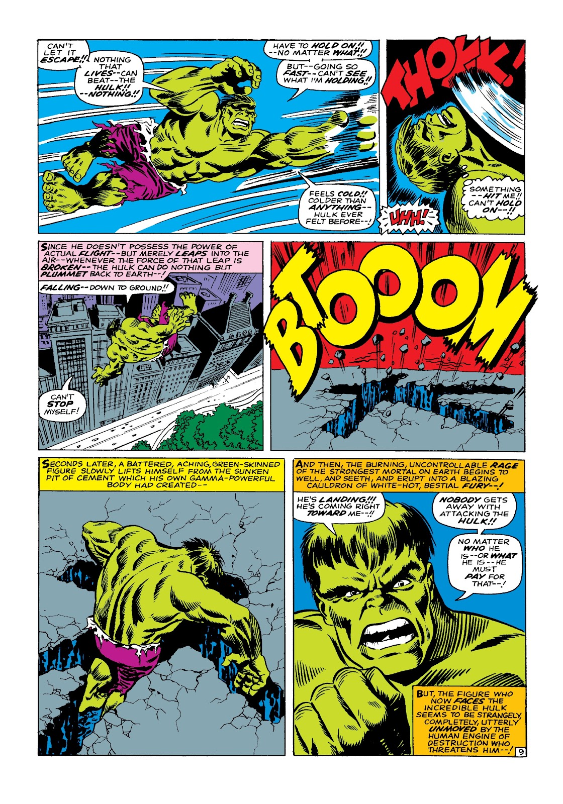 Read online Marvel Masterworks: The Incredible Hulk comic -  Issue # TPB 3 (Part 2) - 48