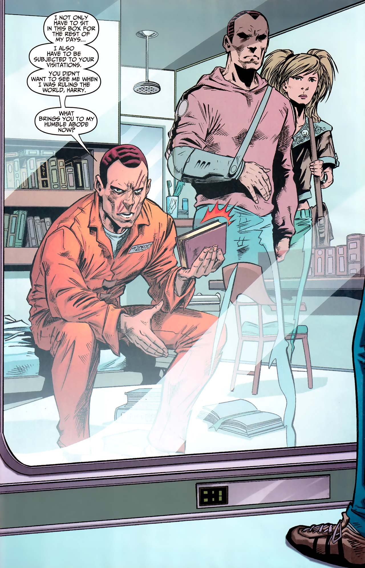 Read online Amazing Spider-Man Presents: American Son comic -  Issue #2 - 18