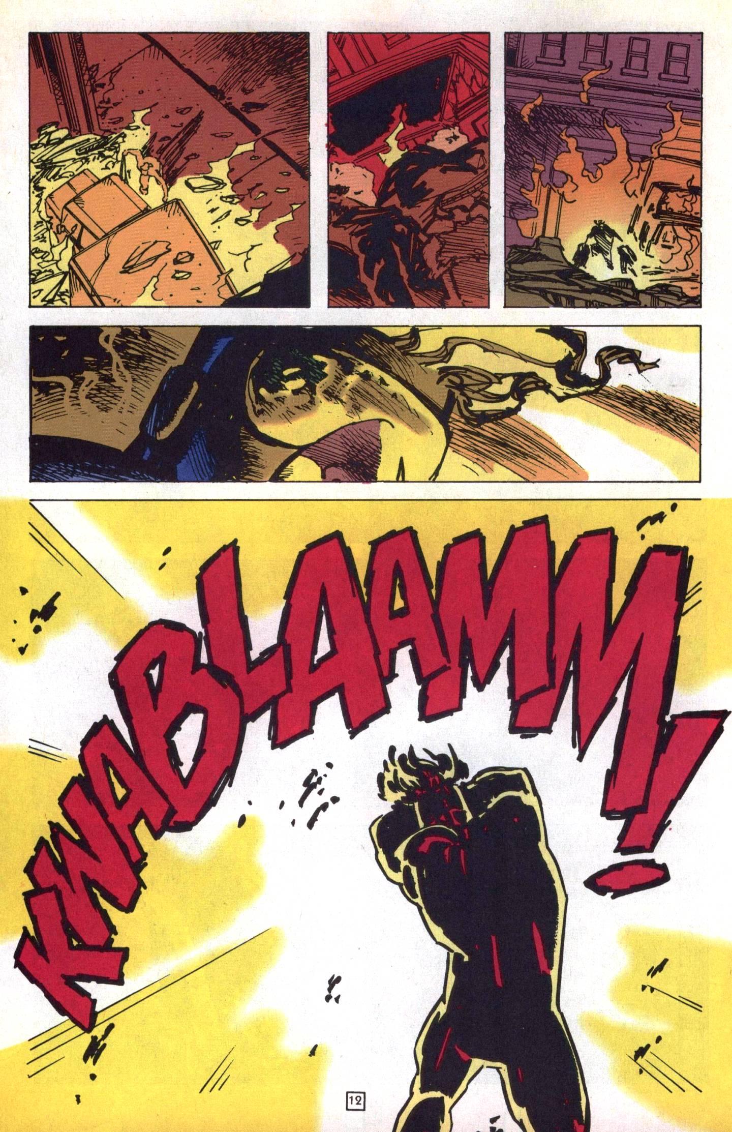 Read online Gunfire comic -  Issue #9 - 16