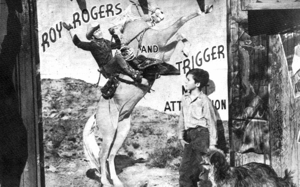 Read online Roy Rogers comic -  Issue #5 - 36
