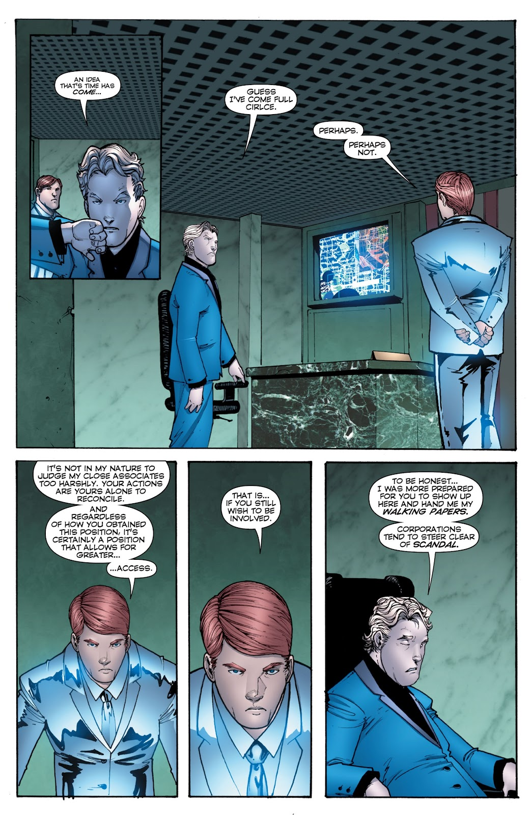 Wildcats Version 3.0 Issue #17 #17 - English 19