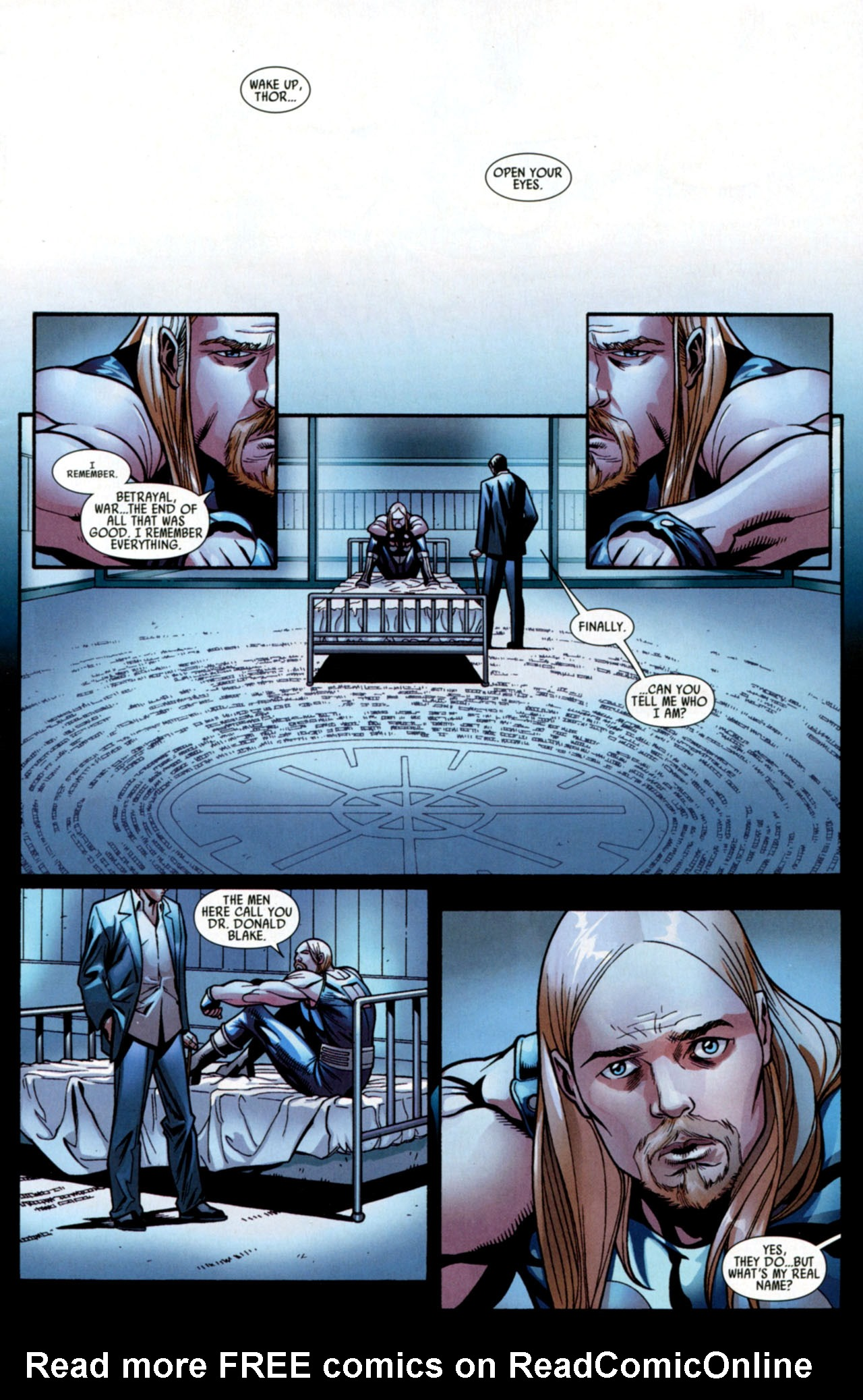 Read online Ultimate Thor comic -  Issue #4 - 3