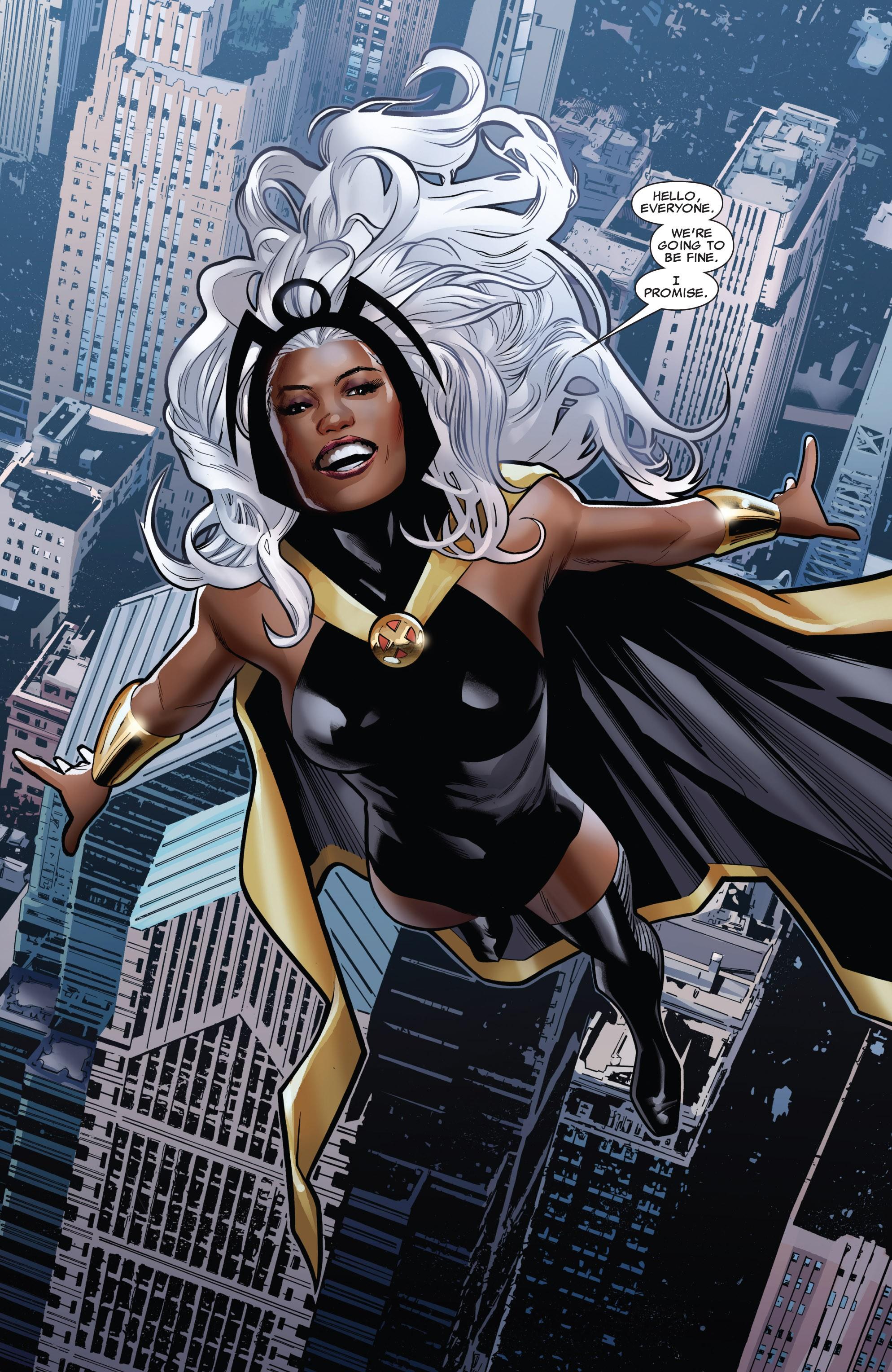 Read online Uncanny X-Men (1963) comic -  Issue #530 - 23