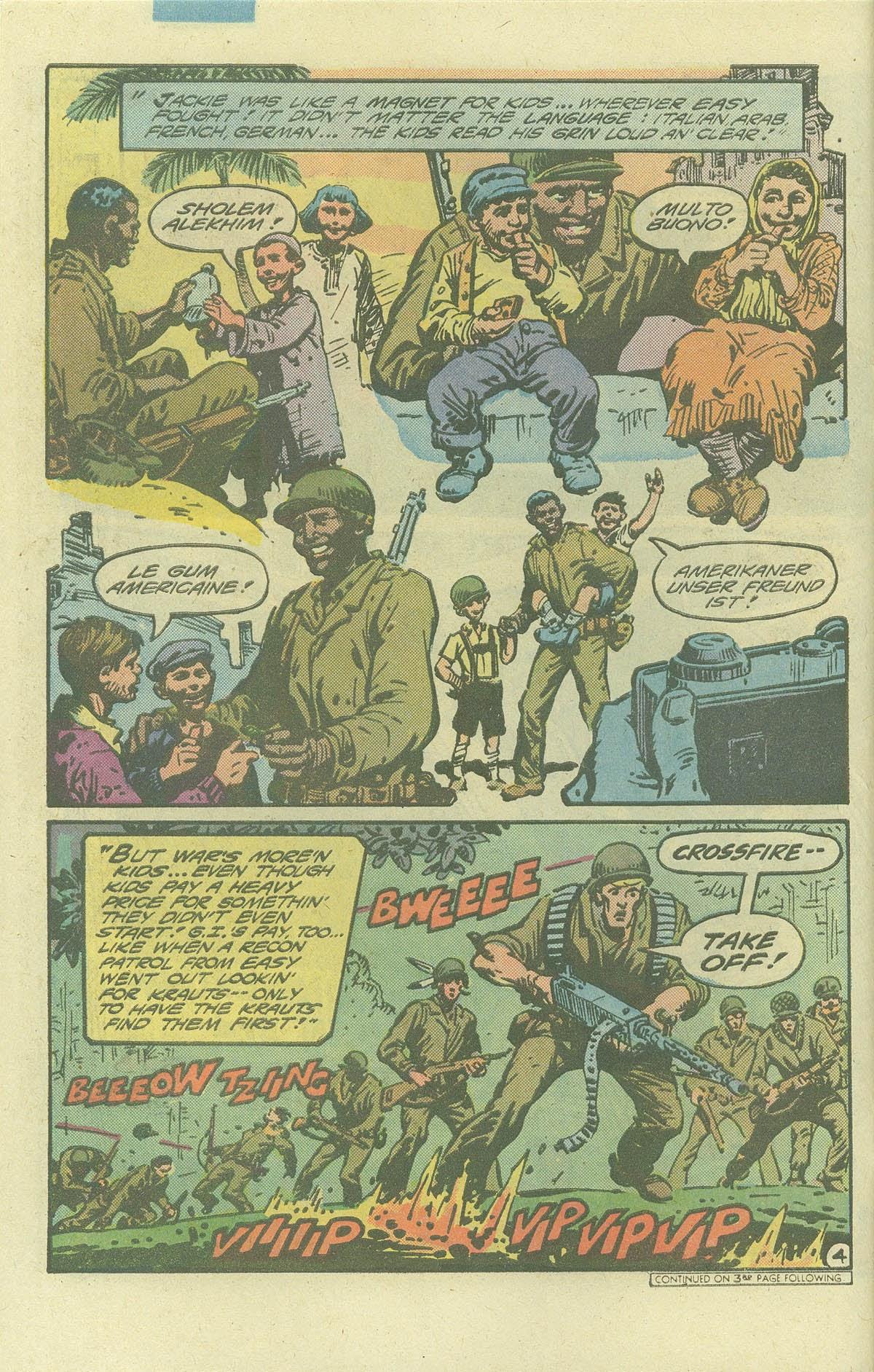 Read online Sgt. Rock comic -  Issue #386 - 4