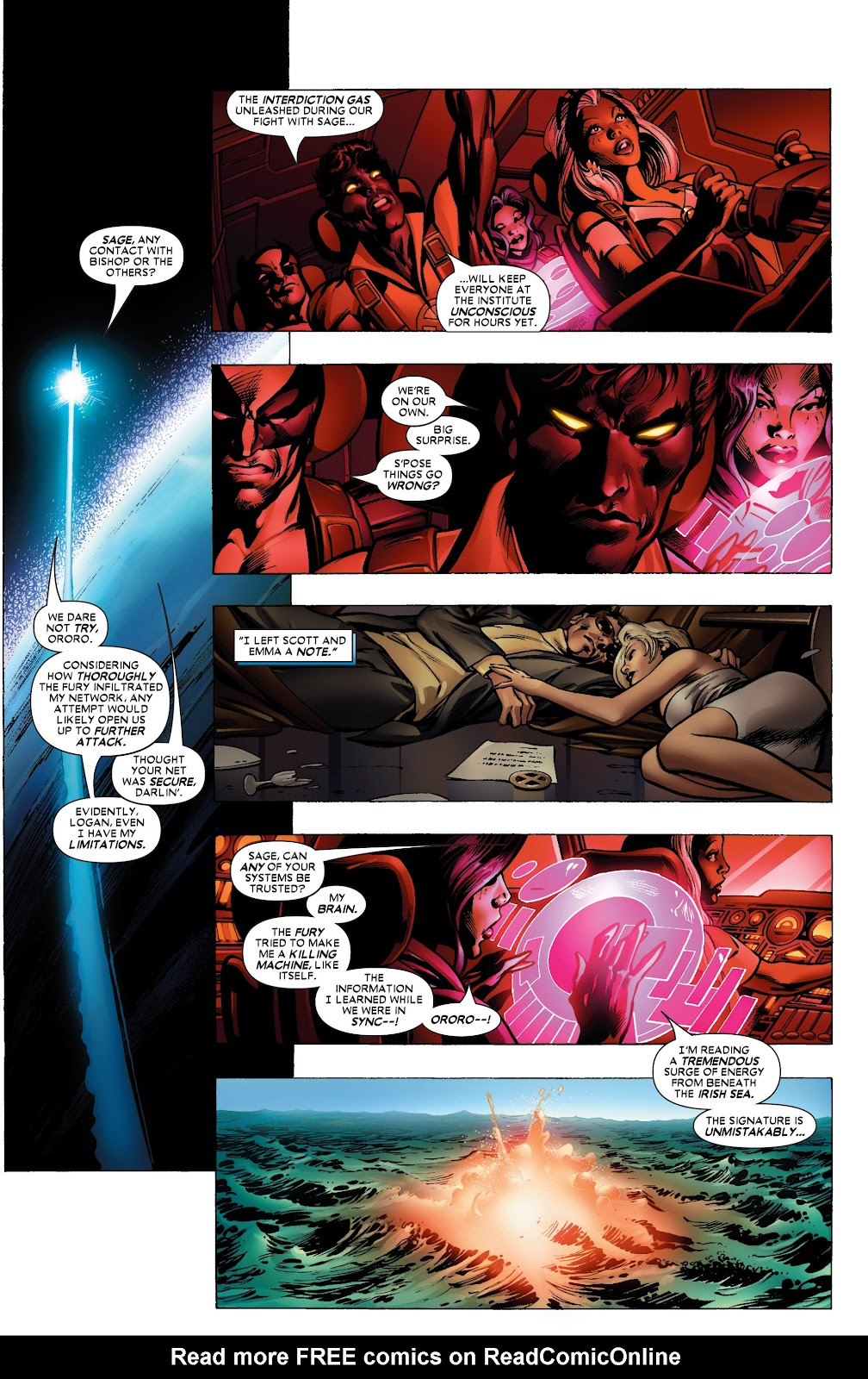 Uncanny X-Men (1963) issue 447 - Page 5