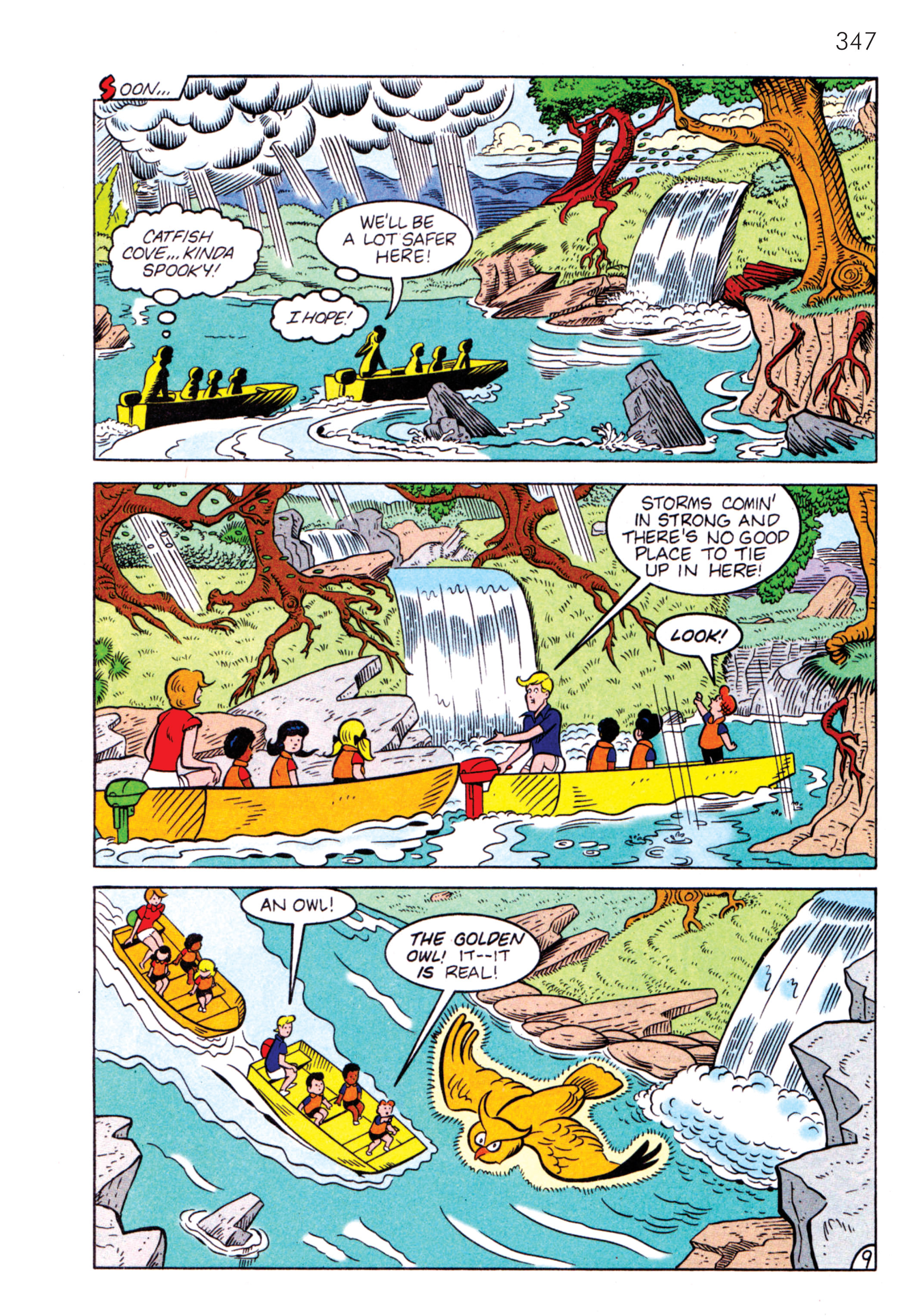 Read online The Best of Archie Comics comic -  Issue # TPB 4 (Part 2) - 137