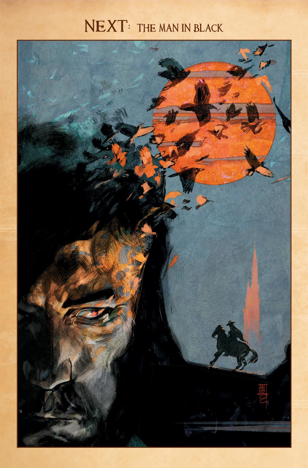 Read online Dark Tower: The Gunslinger - The Way Station comic -  Issue #5 - 30
