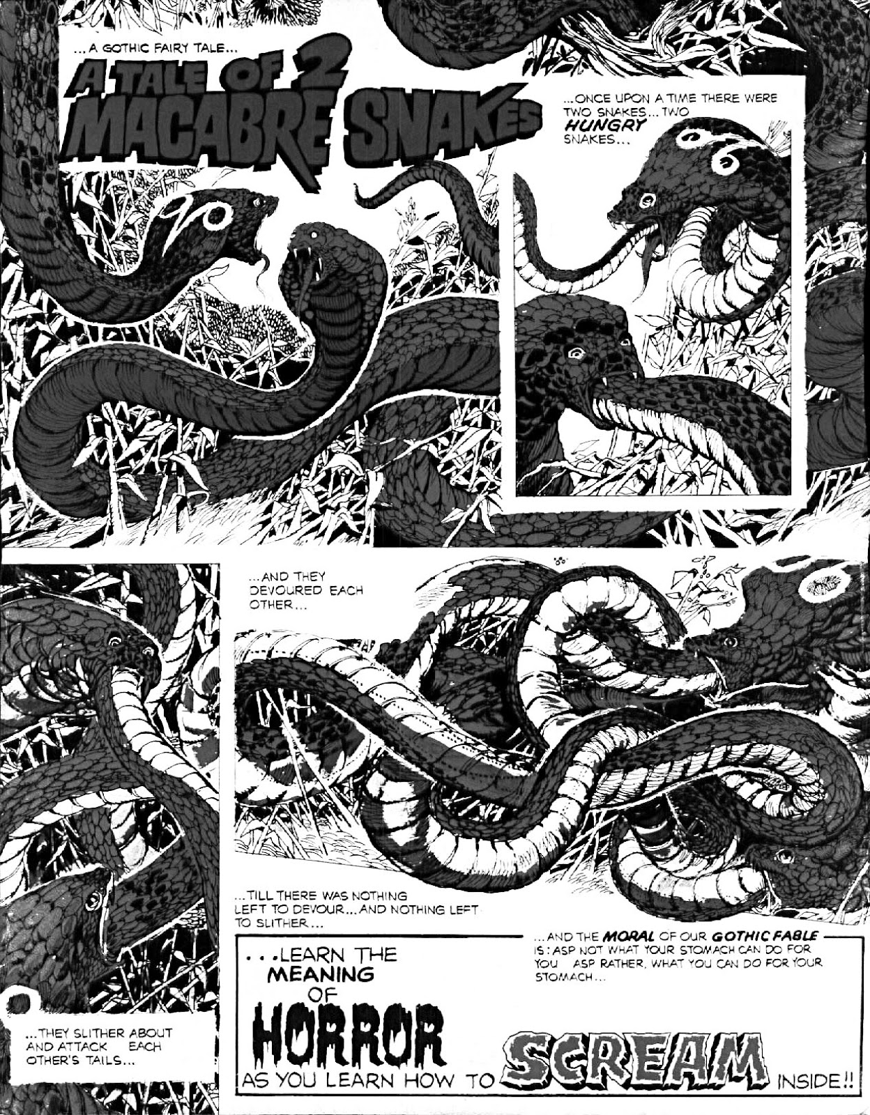 Scream (1973) issue 2 - Page 68