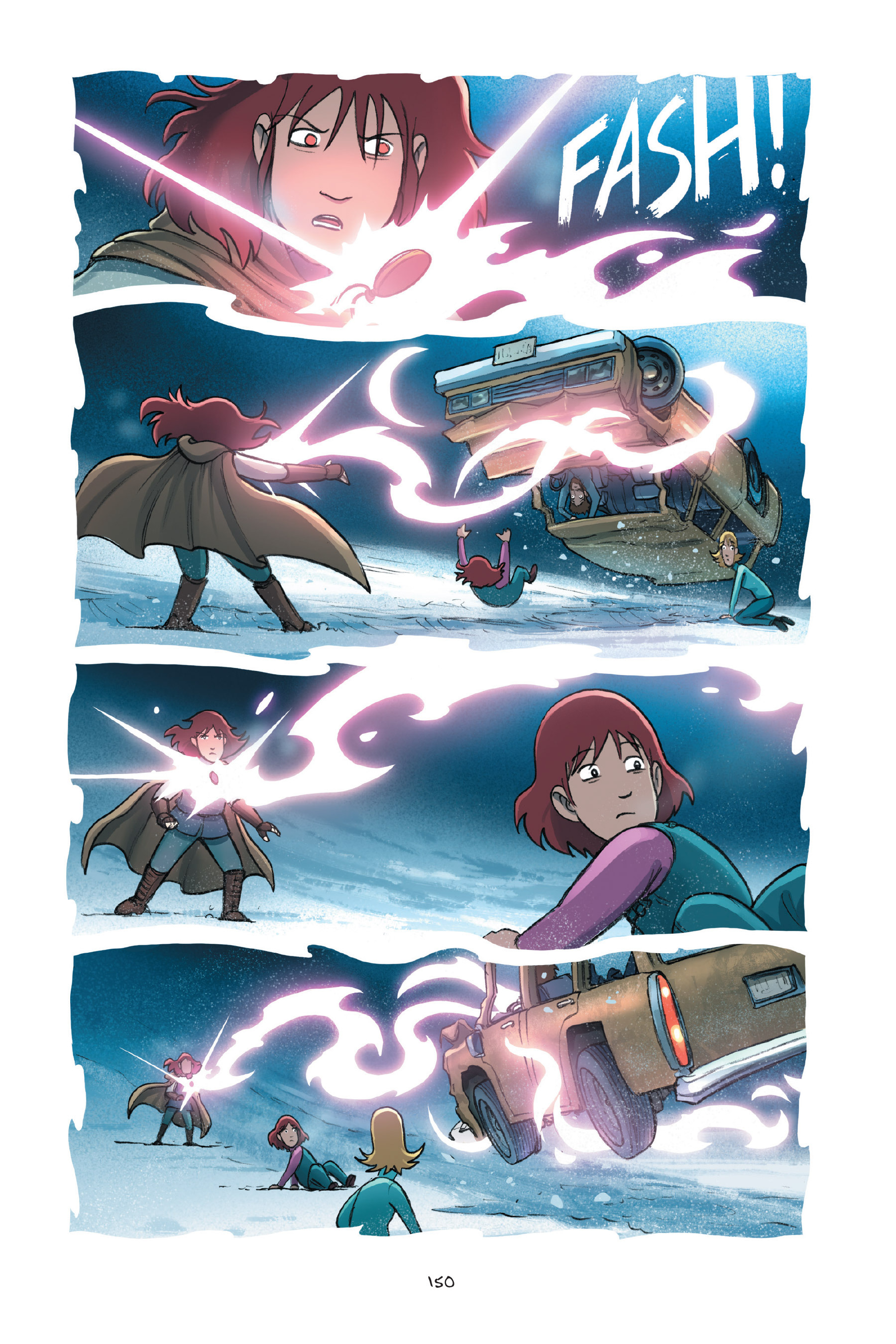 Read online Amulet comic -  Issue #7 - 150