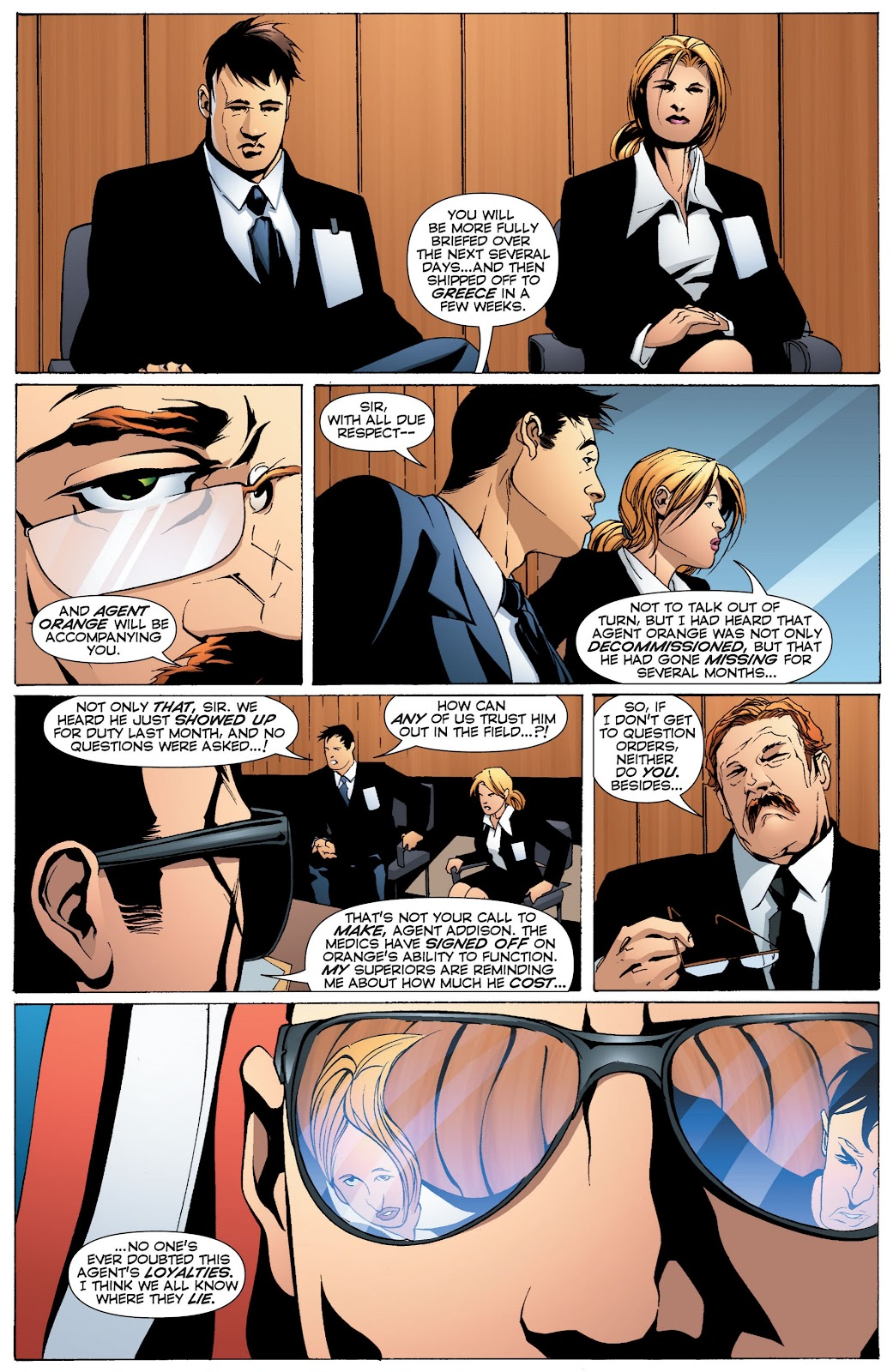 Wildcats Version 3.0 Issue #13 #13 - English 4