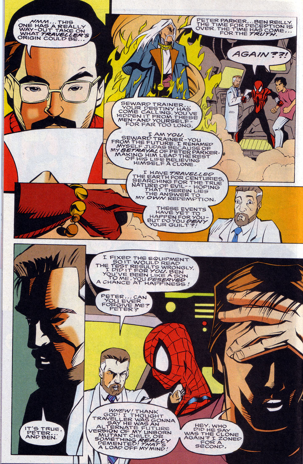 Read online 101 Ways to End the Clone Saga comic -  Issue #101 Ways to End the Clone Saga Full - 28