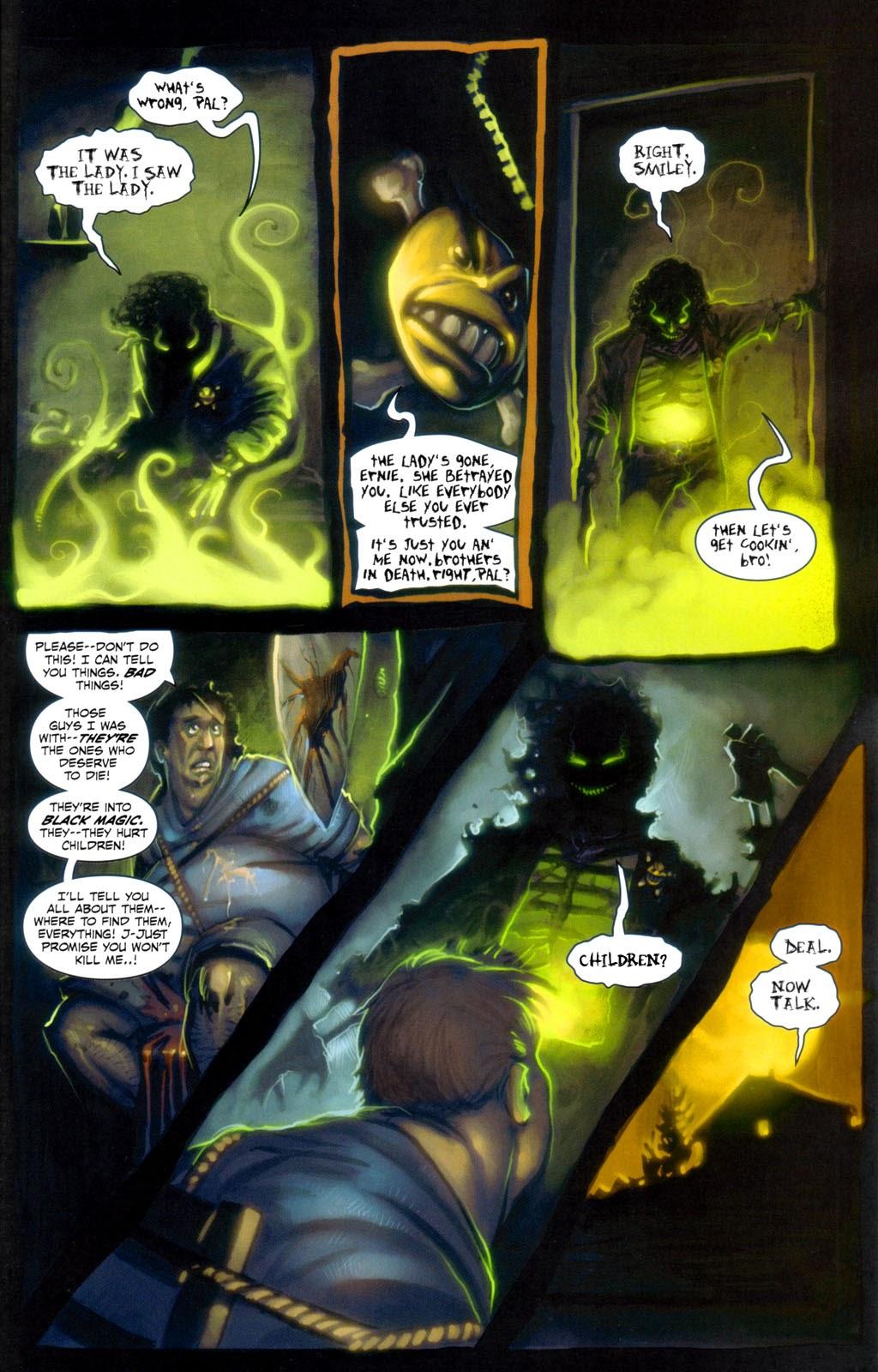 Read online Evil Ernie in Santa Fe comic -  Issue #1 - 20