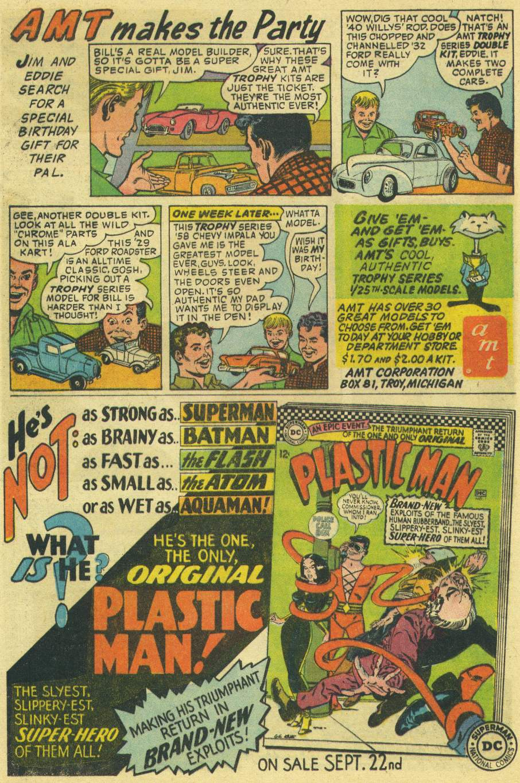 Read online Aquaman (1962) comic -  Issue #30 - 12