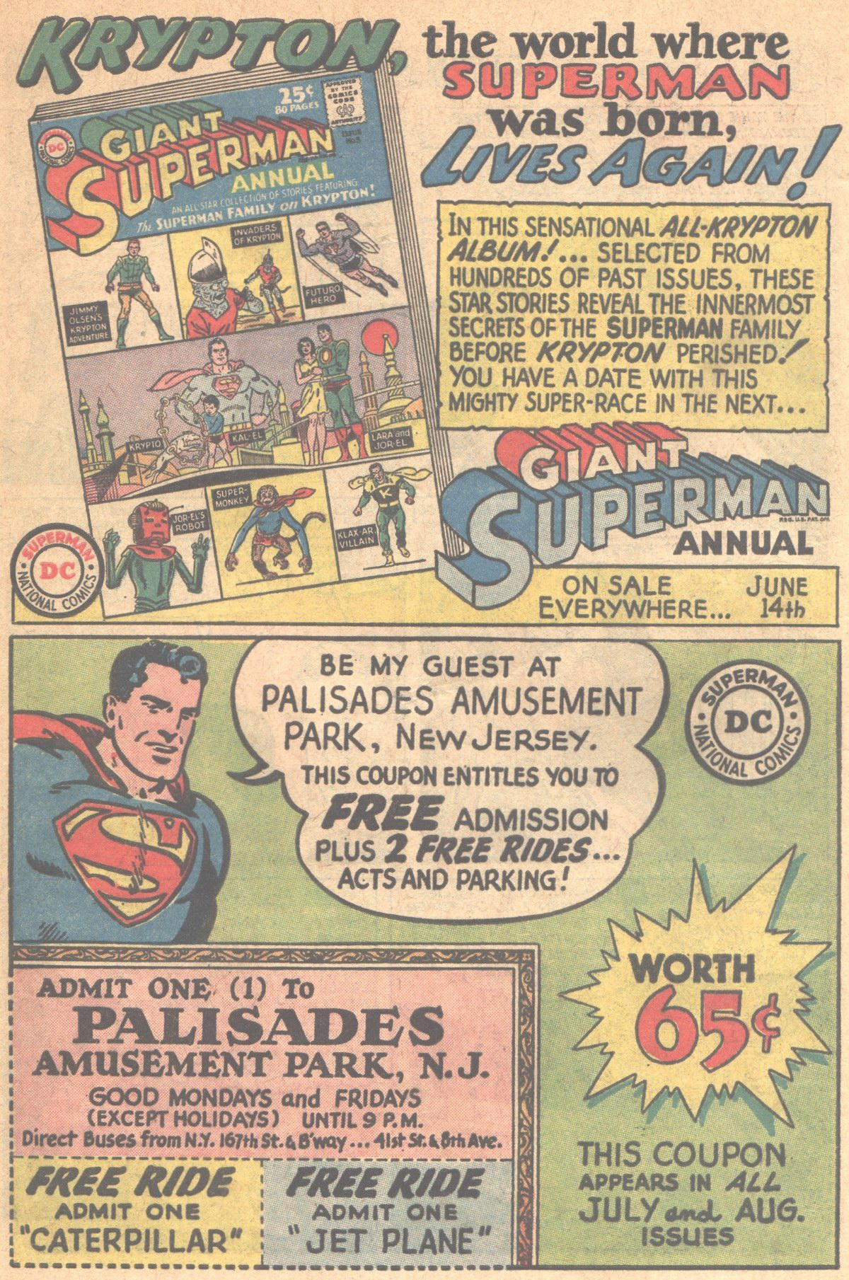 Read online Action Comics (1938) comic -  Issue #290 - 32