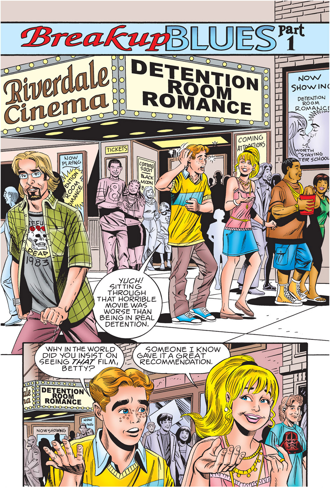 Read online Archie's New Look Series comic -  Issue #3 - 3