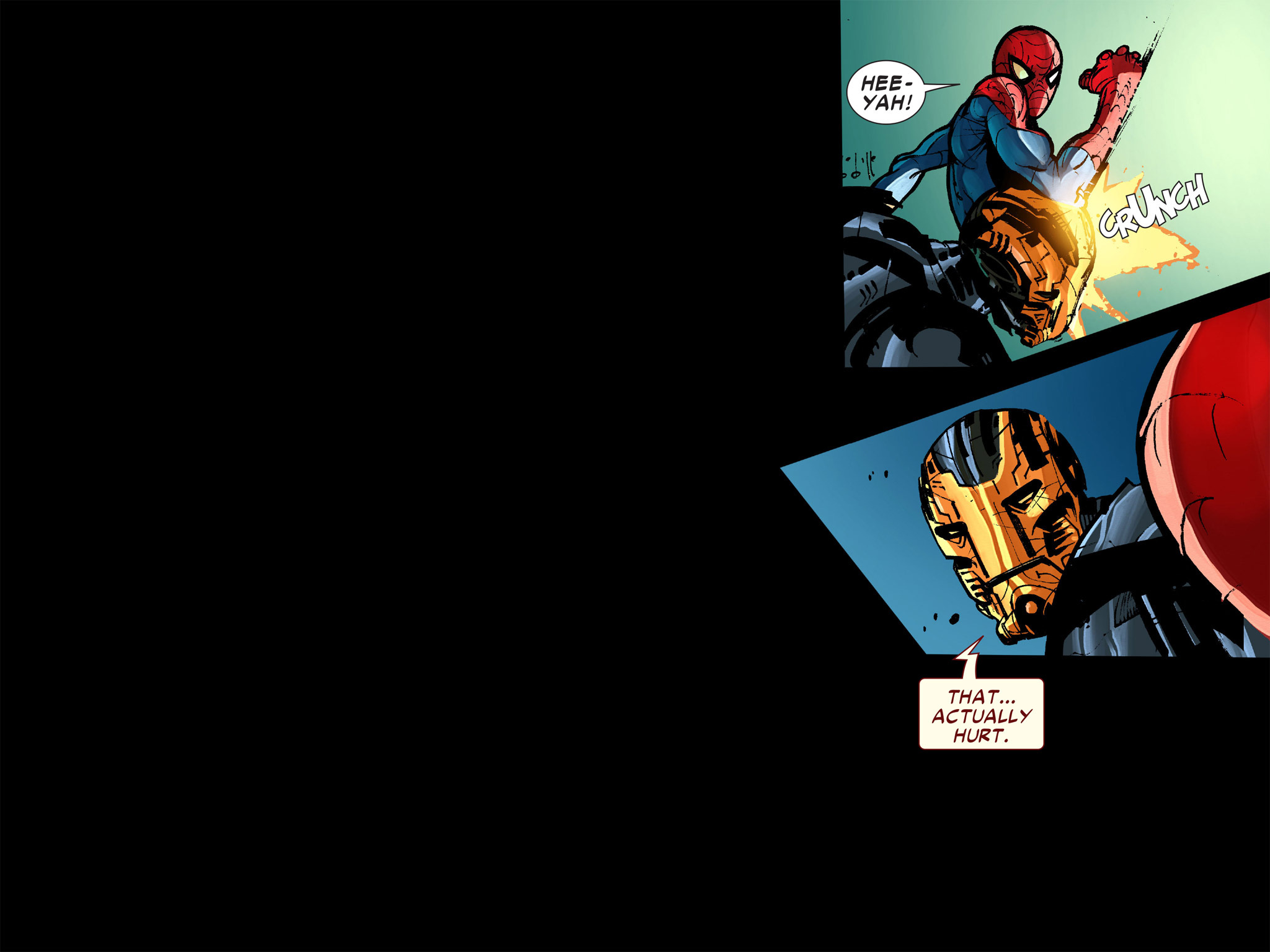 Read online Amazing Spider-Man: Who Am I? comic -  Issue # Full (Part 1) - 144