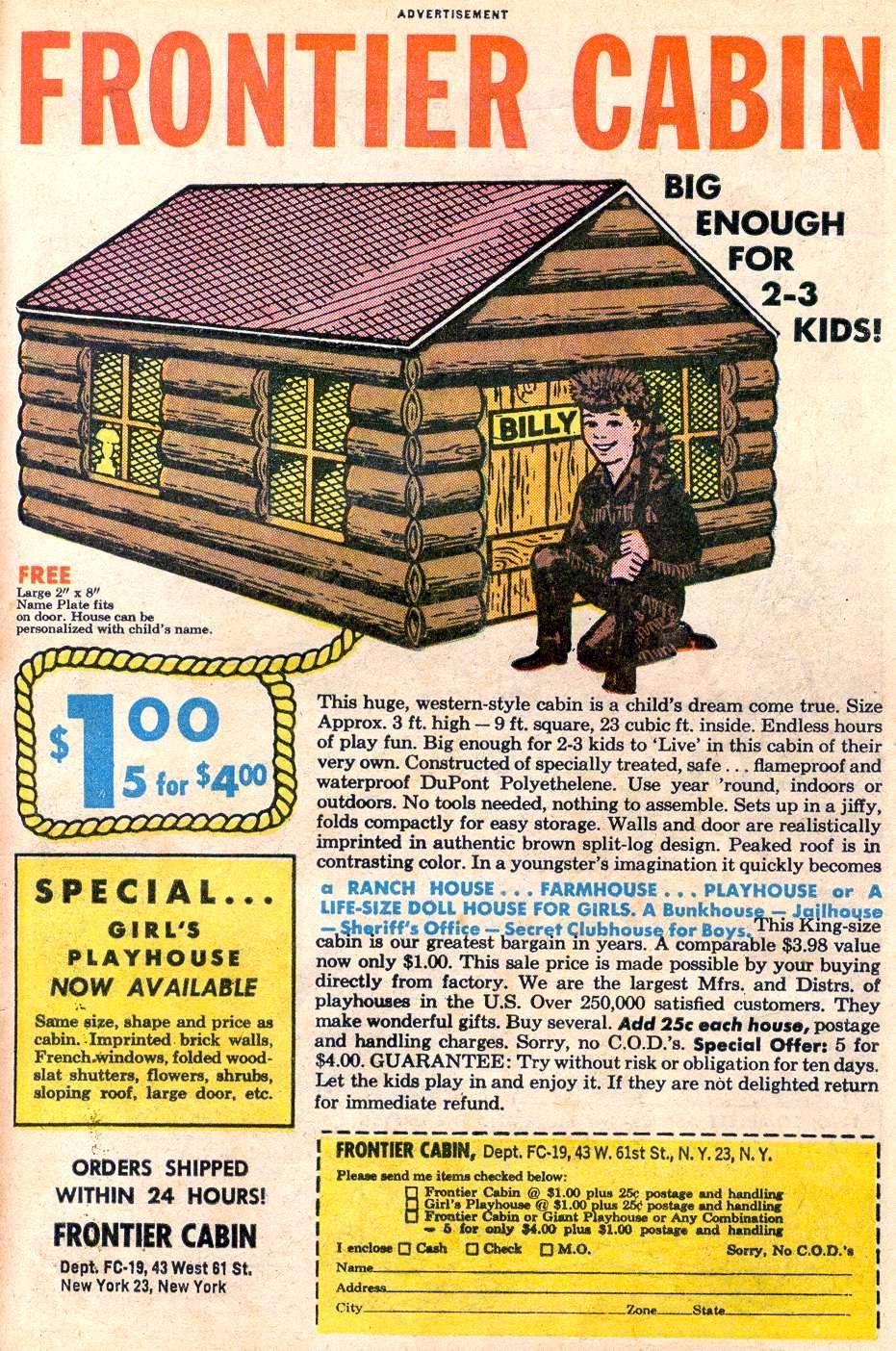 Read online Adventure Comics (1938) comic -  Issue #289 - 33